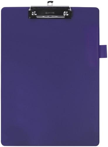Klembord quantore a4 blauw -K335537.sqa 2335537.SQA