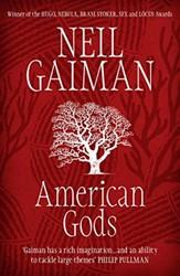 American Gods Gaiman, Neil
