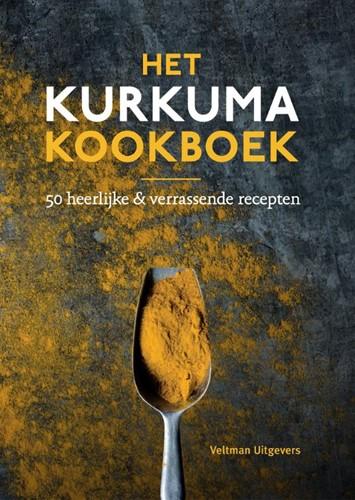 Het kurkuma kookboek -50 heerlijke & verrassende epten