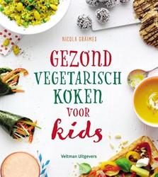 Gezond en vegetarisch koken voor kids Graimes, Nicola