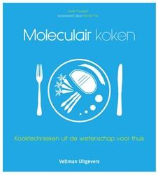 Moleculair koken -kooktechnieken uit de wetensch ap voor thuis Youssef, Jozef