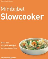 Minibijbel Slowcooker -meer dan 150 verrukkelijke een pansgerechten Atkinson, Catherine