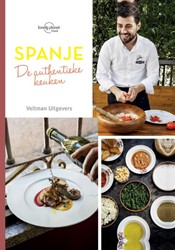 Spanje, de authentieke keuken Davies, Sally