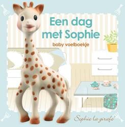 Baby voelboekje Een dag met Sophie