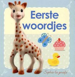 Baby kartonboekje Sophie - Eerste woordj Girafe, Sophie la