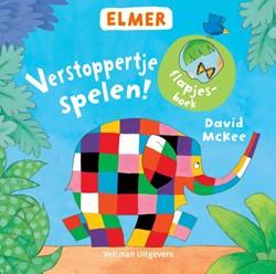 Elmer flapjesboek - Verstoppertje spelen McKee, David
