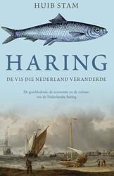 Haring -de vis die Nederland veranderd e Stam, Huib