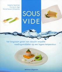 Sous Vide -het langzaam garen van vacuum verpakte voedingsmiddelen op e Tzschirner, Hubertus