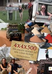 4X4X500 -500 DAGEN AFRIKA IN EEN LAND R OVER STEEMAN, GEMMA