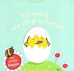 Wat denk jij - wie zit er in het ei? Saleina, Thorsten