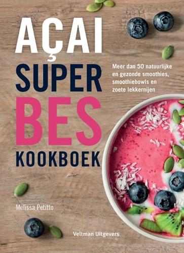 Acai superbes kookboek Petitto, Melissa