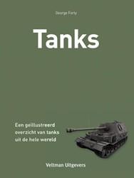 Tanks -Een geillustreerd overzicht v an tanks uit de hele wereld Forty, George