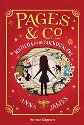 Pages & Co - Matilda en de boekdwale James, Anna