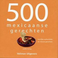 500 MEXICAANSE GERECHTEN FERTIG, JUDITH