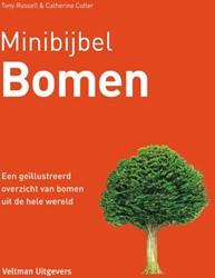 Minibijbel Bomen -een geillustreerd overzicht v an bomen uit de hele wereld Russell, Tony