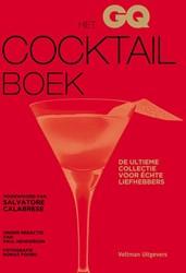 Het GQ cocktailboek -de ultieme collectie voor ech te liefhebbers
