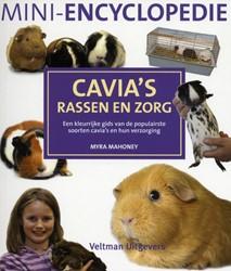 Cavia's rassen en zorg -een kleurrijke gids van de pop ulairste soorten cavia's Mahoney, Myra
