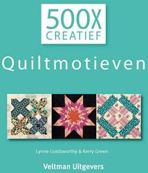500X Creatief - quiltmotieven Goldsworthy, Lynne