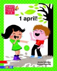 1 april! Scholtens, Anneke