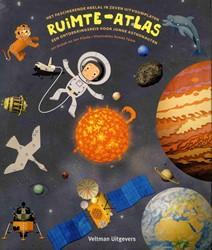 Ruimte-atlas -een ontdekkingsreis voor jonge astronauten - het fascinerend Dusek, Jiri