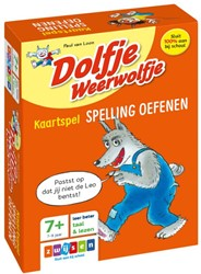 Dolfje Weerwolfje Kaartspel Spelling oef Loon, Paul van