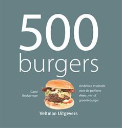 500 Burgers Beckerman, Carol