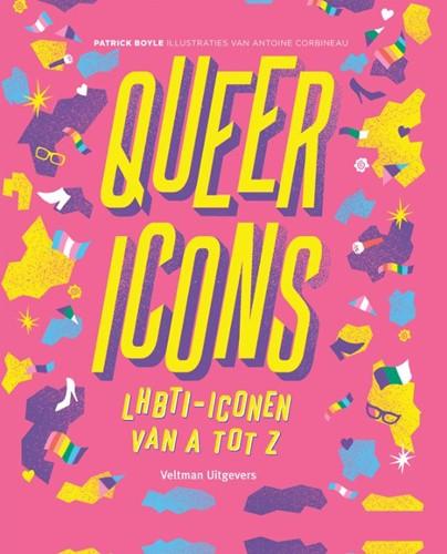Queer Icons -LHBTI-iconen van A tot Z Boyle, Patrick
