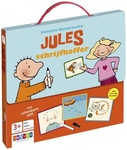 Jules schrijfkoffer Berebrouckx, Annemie