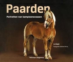 Paarden -portretten van kampioensrassen Wright, Liz