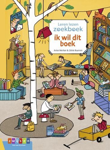 ik wil dit boek Werker, Anke