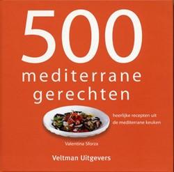 500 mediterrane gerechten Sforza, V.