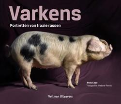 VARKENS - PORTRETTEN VAN FRAAIE RASSEN -PORTRETTEN VAN FRAAIE RASSEN CASE, ANDY