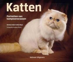 Katten -portretten van kampioenrassen Arden, Darlene