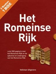 Boekenbox: Het Romeinse Rijk -ruim 500 pagina's over he einse Rijk en de opkomst en on Rodgers, Nigel