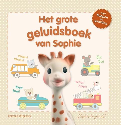 Het grote geluidsboek van Sophie