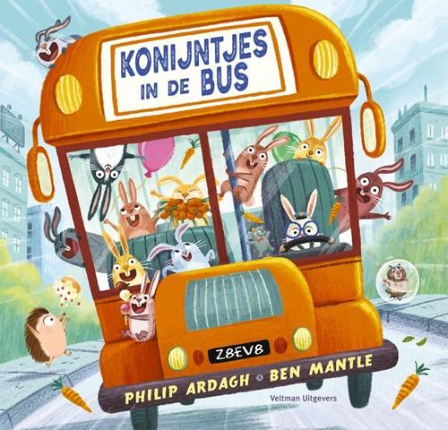 Konijntjes in de bus Ardagh, Philip