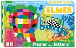 Elmer - Plezier met letters