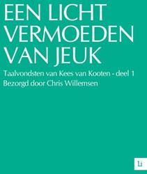 Een licht vermoeden van jeuk - taalvonds -BOEK OP VERZOEK Willemsen, Chris