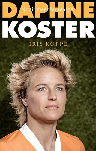 Daphne Koster -Nooit meer buitenspel Koppe, Iris
