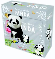 panda wil een vriendje giftset Lambert, Jonny