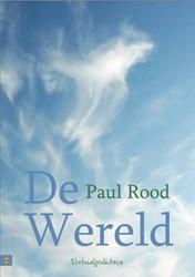 DE WERELD -BOEK OP VERZOEK ROOD, PAUL