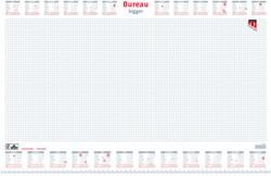 BUREAU-ONDERLEGBLOK 2019 QUANTORE -KALENDERS BTB 336062 60X40CM