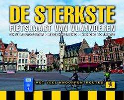 De sterkste fietskaart van Vlaanderen Eberhardt, John