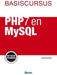 Basiscursus Basiscursu PHP7 en MySQL Peters, Victor