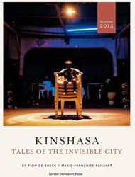 Kinshasa -tales of the invisible city Boeck, Filip De