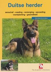 Over Dieren De Duitse herder -aanschaf, voeding, verzorging, gedrag, ziekte, voortplanting