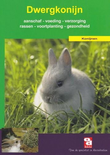Het dwergkonijn -voeding, verzorging, aanschaf, huisvesting, voortplanting, g