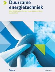 Duurzame energietechniek (vierde druk) Ouwehand, Joop