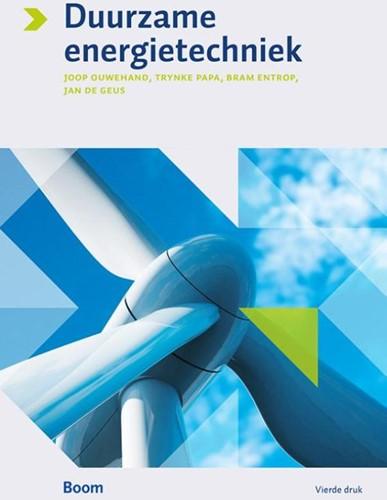 Duurzame energietechniek Ouwehand, Joop