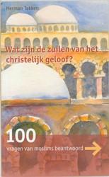 100 VRAGEN VAN MOSLIMS OVER HET CHRISTEL TAKKEN, H.